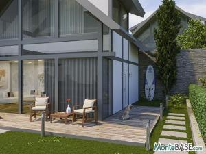 Коттедж в Черногории - дом в Тиват Хилл AS01536_8.jpg