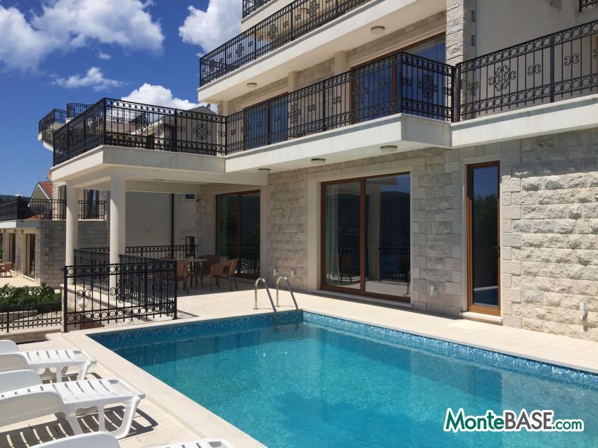 строительство дома в черногории